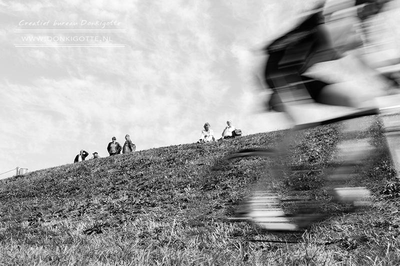 Fotoacademie - opdracht accent. Foto door Martien Versteegh