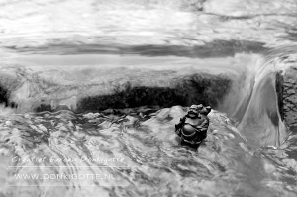 Boeddha op reis - opdracht Fotoacademieweekend door Martien Versteegh